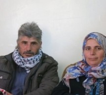 A mother describes the day Israeli settlers fired shots at her family as they planted almond trees on their land in the village of Qusra, in the occupied West Bank.