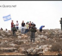 Settlers attack on Qusra village and the killing of 'Isam 'Oda by Israeli occupying forces