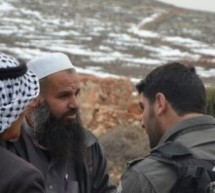 Israeli army confiscates land in Qusra
