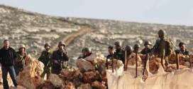 تجدد اعتداء المستوطنين على مزارعي القرية الأربعاء 26-12-2012