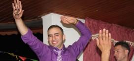 تهنئة للشاب أحمد مصباح صالح كنعان بمناسبة الزفاف