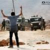 فيديو | مواجهات مع قوات الإحتلال 18-11-2013