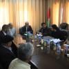 وزير الحكم المحلي يطلع على احتياجات مجلس قروي قصرة