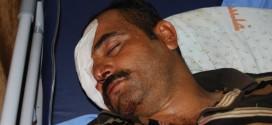 الإعتداء بالضرب المبرح على المواطن أكرم تيسير عودة | صور