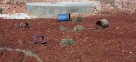 قصرة تستقبل العام الجديد باعتداء خطير للمستوطنين وتكسير أكثر من 180 شجرة زيتون