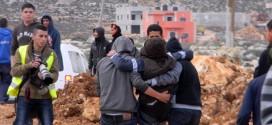 مواجهات بين شبان القرية وجنود الاحتلال بعد محاولة المستوطنين الاعتداء على قصرة