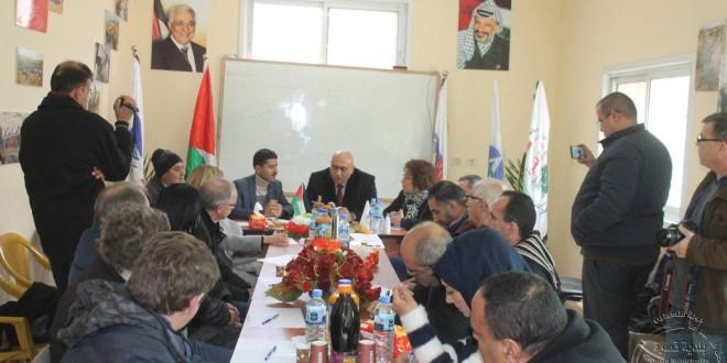 بلدية قصرة توقع عقد شراكة وتوأمة مع بلدية أفيون الفرنسية